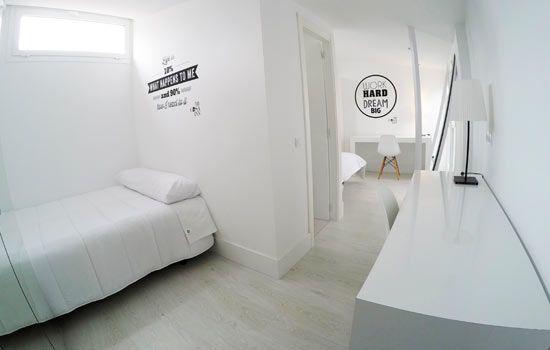 Residencia para universitarios en barrio Salamanca Madrid