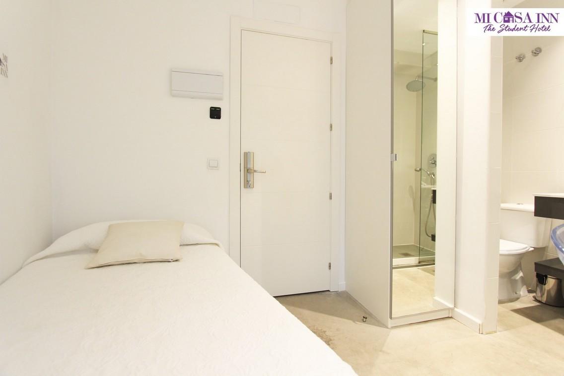 Habitación en Plaza España Madrid para estudiantes