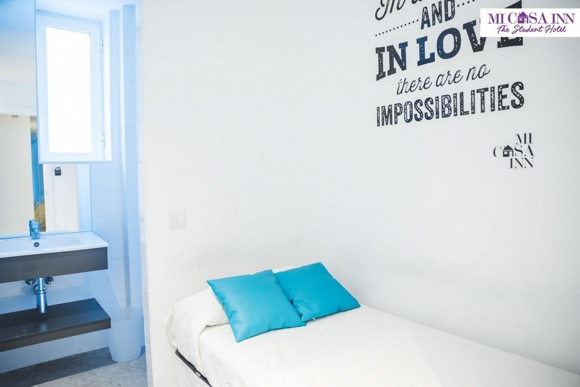 Habitación para estudiantes en Plaza España Madrid