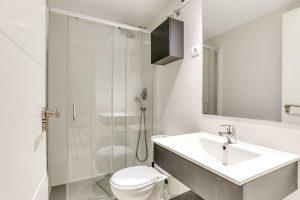 Residencia de estudiantes en Gran Vía con baño propio