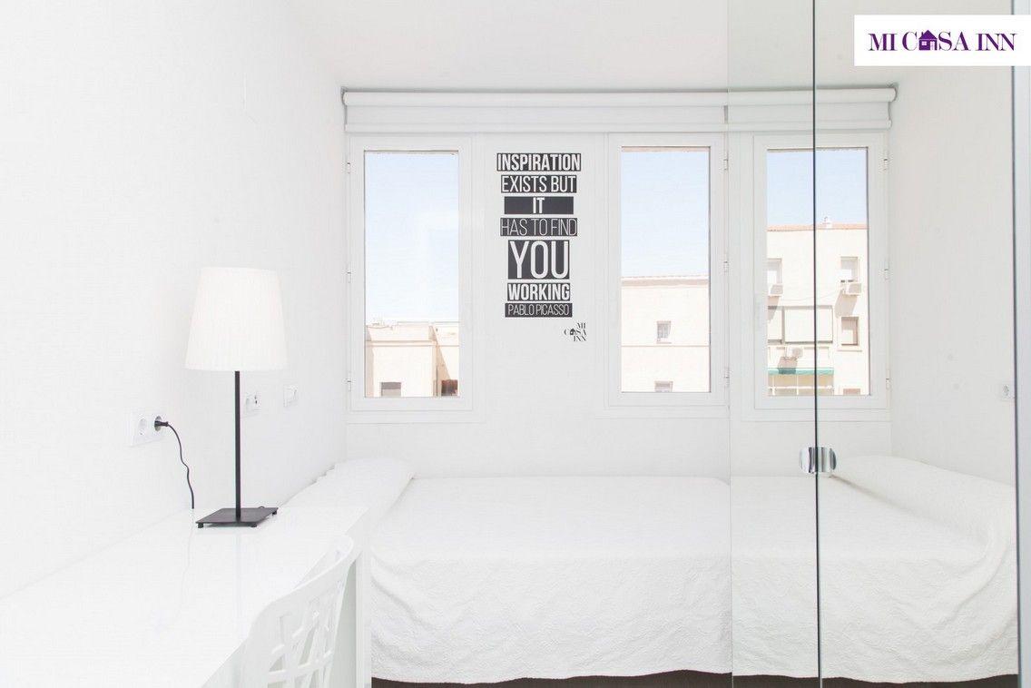 Residencia para estudiantes en barrio Salamanca Madrid