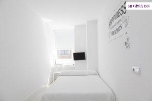 Habitación en barrio Salamanca para estudiantes