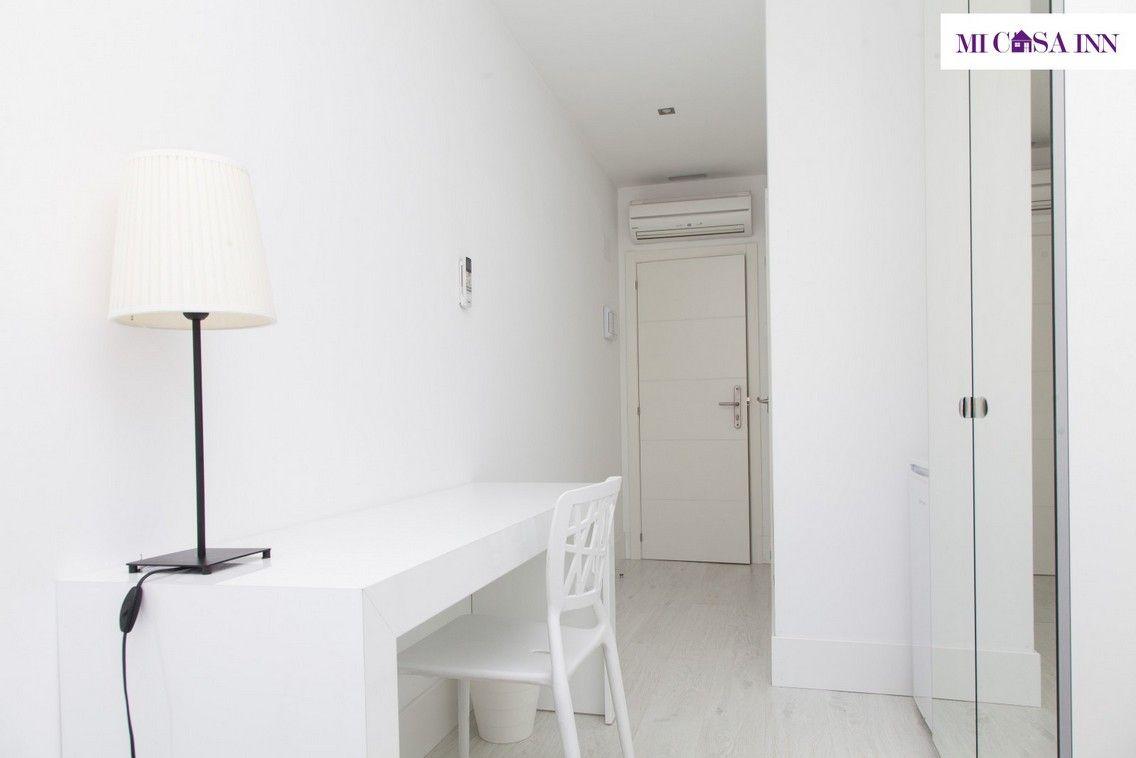 Habitación para estudiantes Deluxe en barrio Salamanca