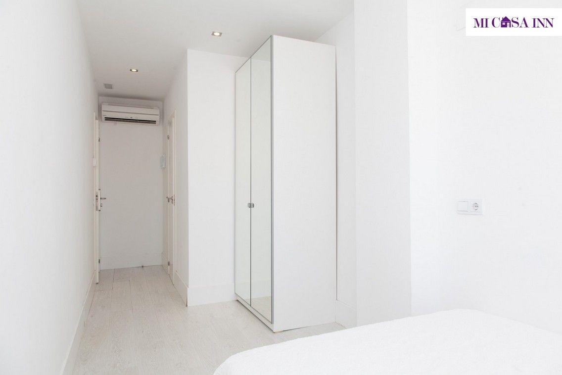 Habitación para universitarios Deluxe en el barrio Salamanca