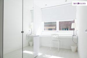 Habitación para estudiantes en el barrio Salamanca