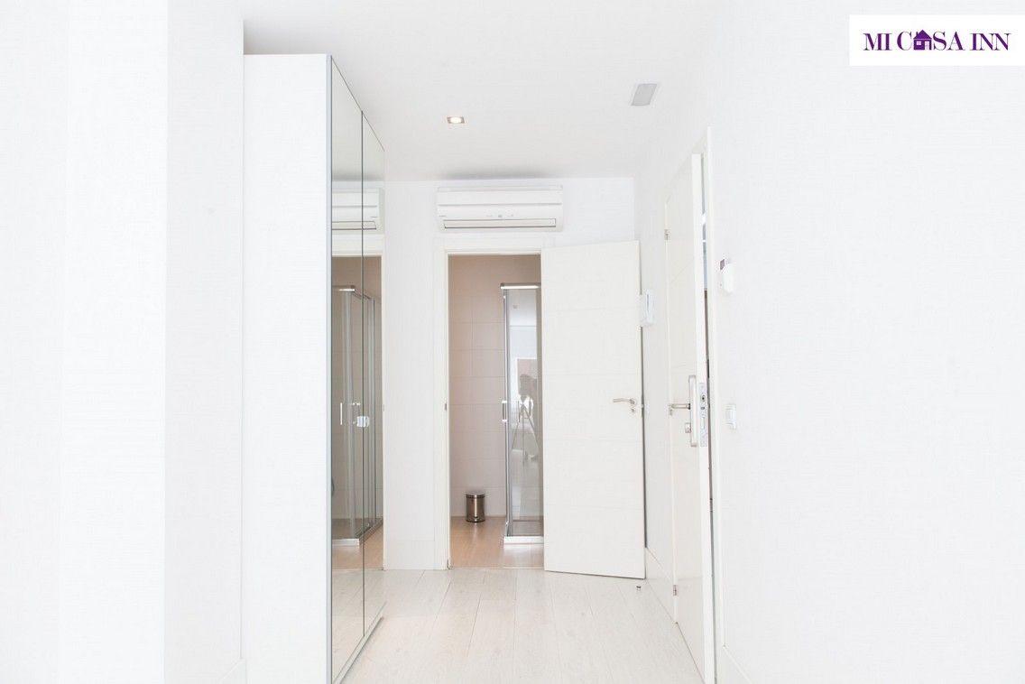 Habitación para estudiantes Deluxe Barrio Salamanca