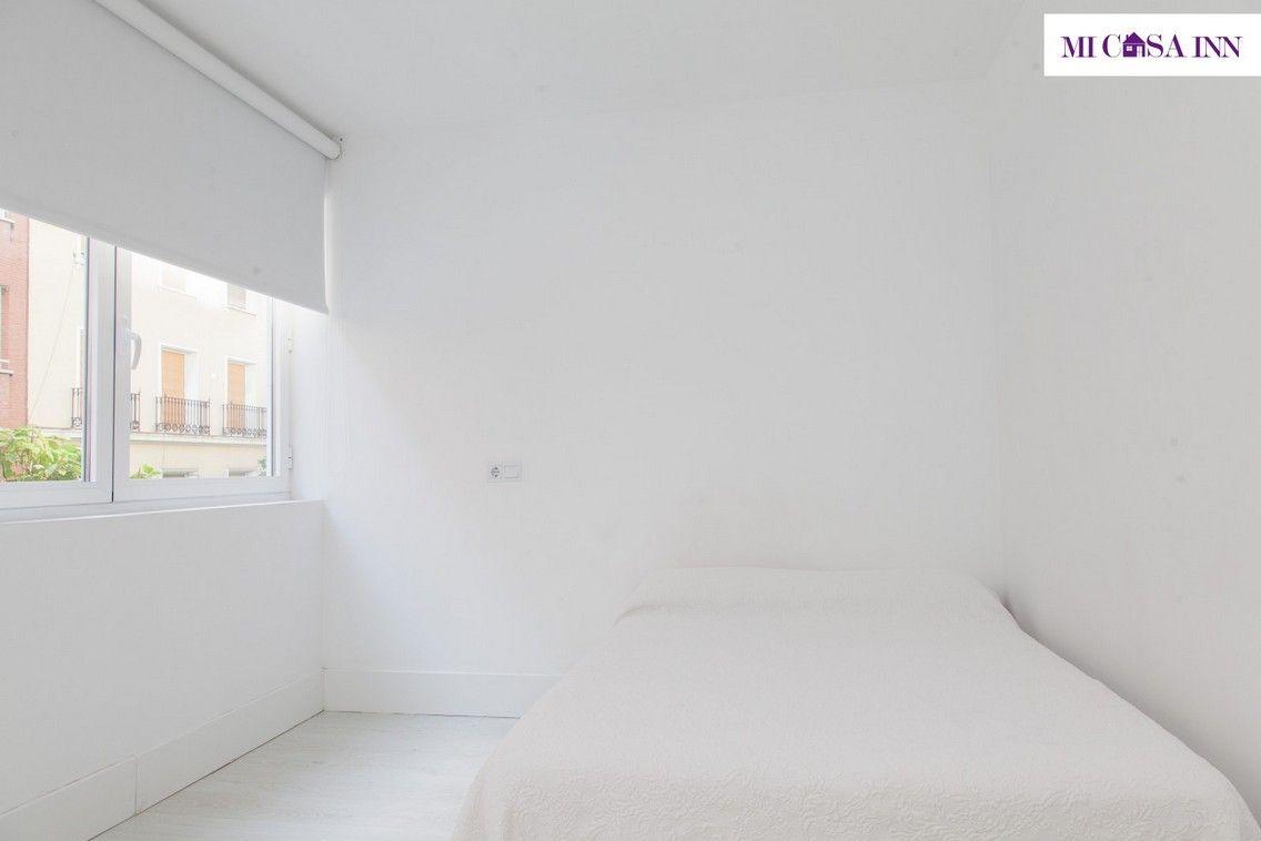 Habitación doble para estudiante en Barrio Salamanca