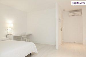 Habitación para universitarios doble en el Barrio Salamanca