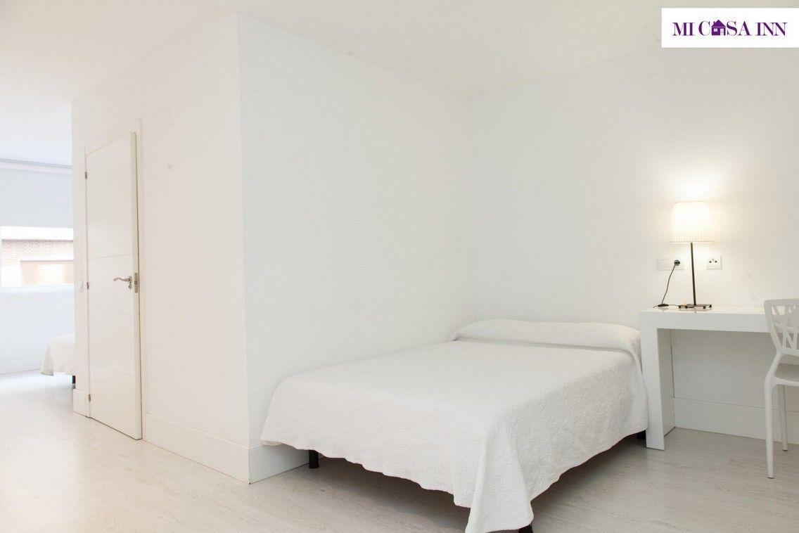Habitaciones dobles para estudiantes en el Barrio Salamanca