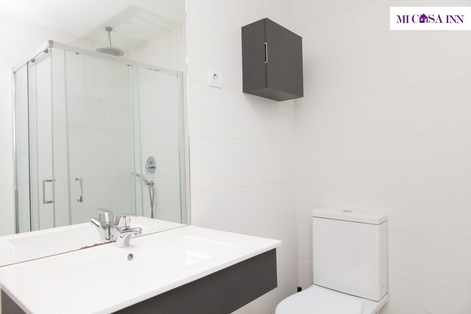 Residencia de estudiantes con baño propio en barrio Salamanca