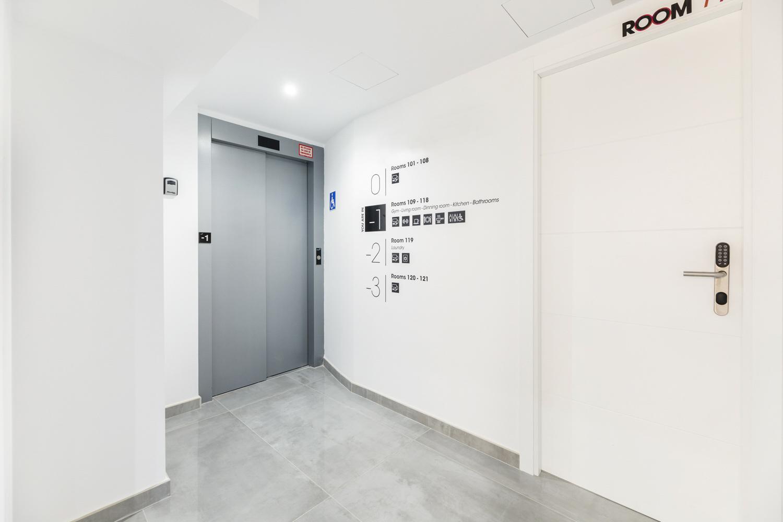 Moncloa Boutique - Residencia para estudiantes en Madrid